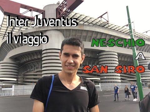 Inter vs Juventus 2-1 Il Viaggio • San Siro • Inter Club Valle Noce - Briganti Nerazzurri • Vlog