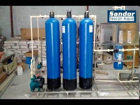 Ro Plant For Hemo Dialysis Water Application Youtube