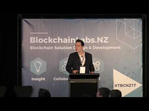 Fran Strajnar - Blockchain as a new asset class - TheBlockchain.NZ conference