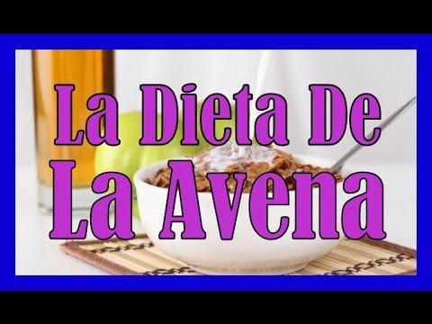 Dieta DeLa Avena Para Adelgazar y Bajar de Peso Rapido En Una Semana Naturalmente
