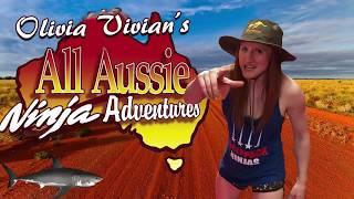 Aussie Ninja Adventures- Olivia Vivian