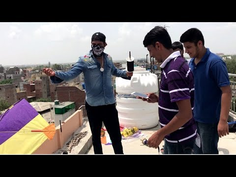 Don't Mess With Desi Boys When They Fly Kites | 15 AUGUST Celebration