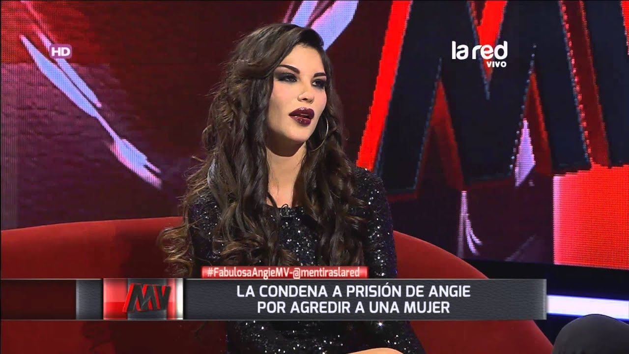 "Angie Jibaja angie jibaja: ""estuve en la cárcel 3 meses"""