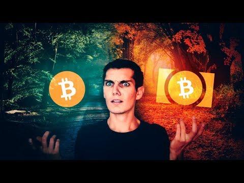 Bitcoin ou Bitcoin Cash Lequel Choisir ?!