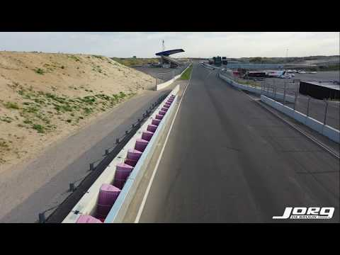 F1 Circuit Zandvoort  -  Tecpro and safer barriers