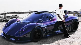 INSIDE Lewis Hamilton's Multi-Million Dollar Supercar Collection!