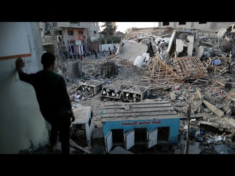 Hamas announces Egyptian-brokered Gaza ceasefire with Israel after violence escalates