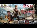 Adventures of Man and BOI Kingslaying - God of War End Game #BeABra