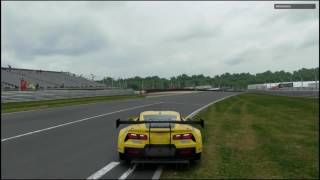 Gran Turismo Sport Beta Chevrolet Corvette C7 Gr.3