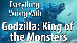 Everything Wrong With Godzilla: King of the Monsters in 21 Minutes or Less
