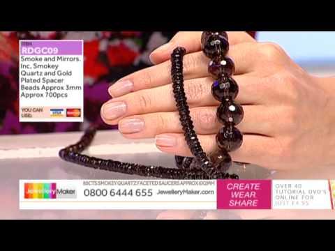How to make Vintage Jewellery - JewelleryMaker LIVE 28/7/15