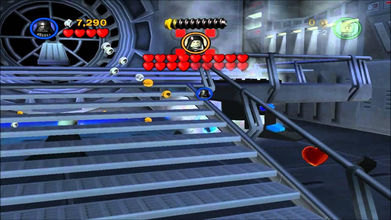 lego star wars ii walkthrough episode vi chapter 5 jedi
