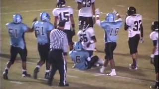 QB/DB Steven Rivera 2011 Highlights