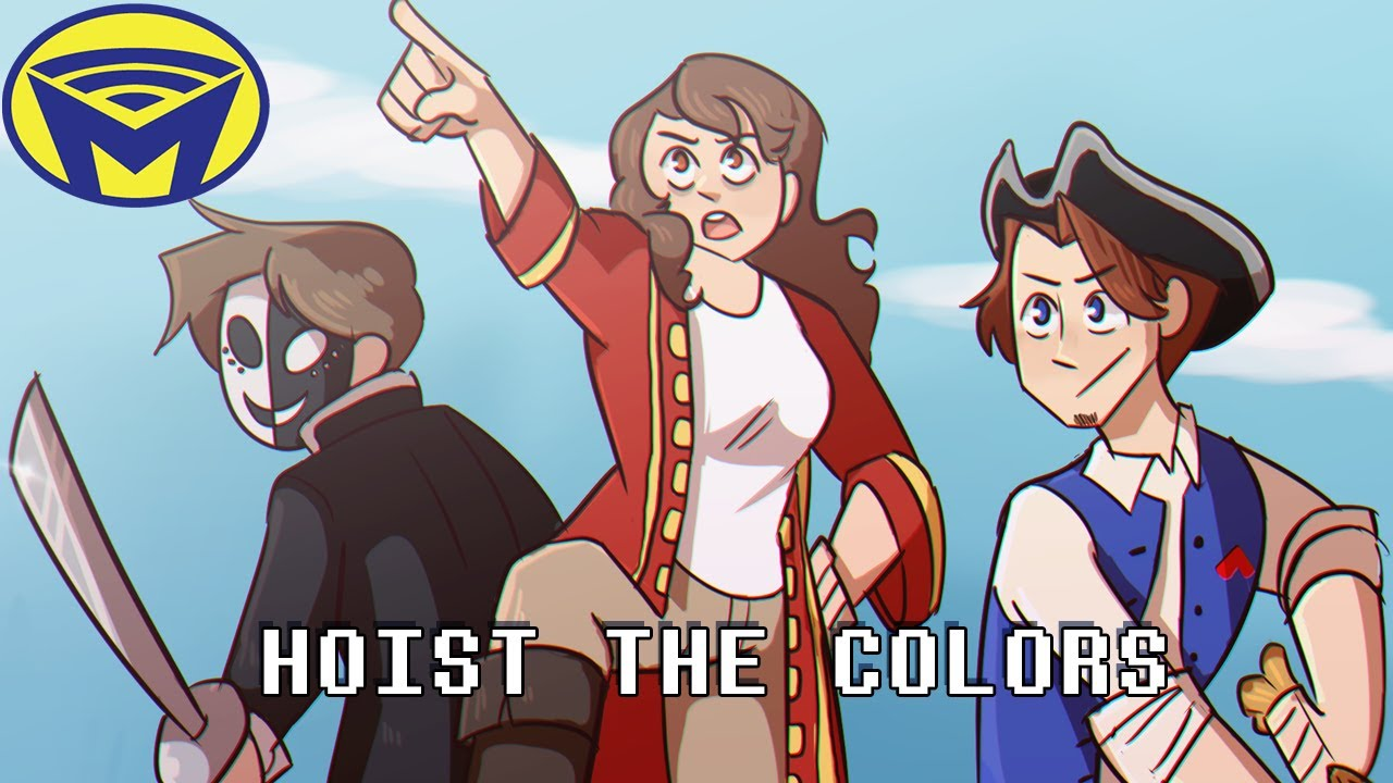 Pirates of the Caribbean - Hoist the Colors Cover - Man on the Internet