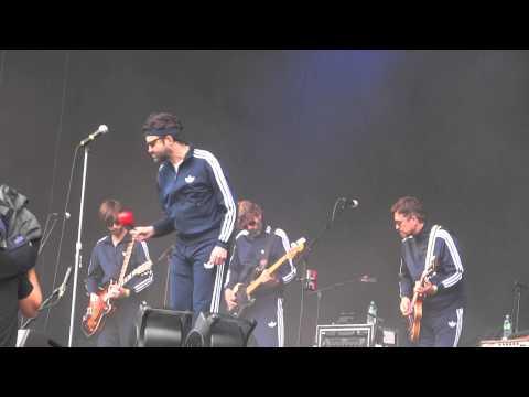 Eels - Open My Present - Full Live @Rock En Seine 2013 (FR) - 25.08.2013 (2)
