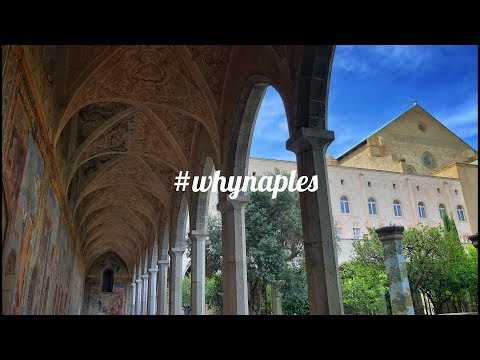 Discover the Historic City Centre Of Naples – Part I
