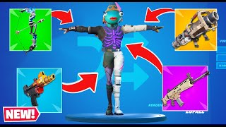 RANDOM SKIN CHALLANGE in Fortnite! SEASON 16!