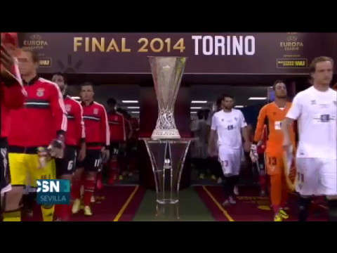 2014 UEFA Europa League final (Sevilla 0-0 Benfica) (a.e.t.) 4–2