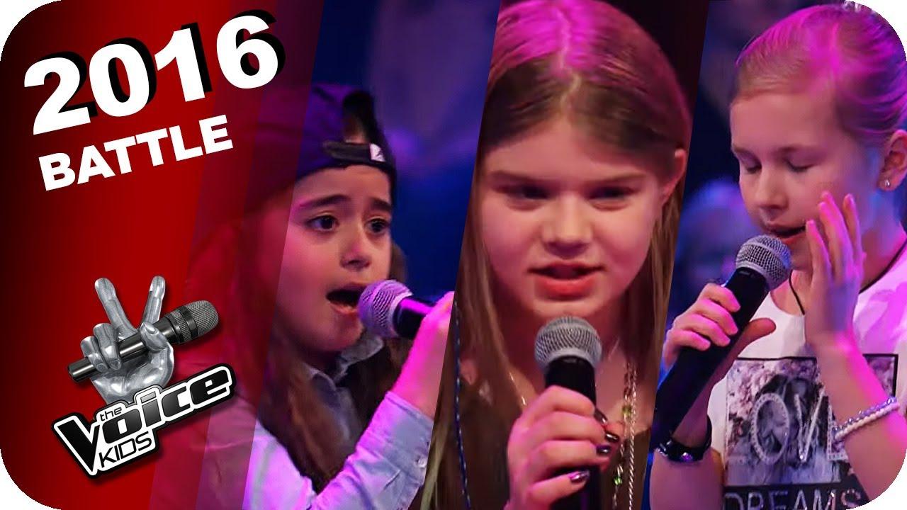Cro - Bye Bye (Magdalina/Emma/Leilani)   The Voice Kids 2016   Battles   SAT.1