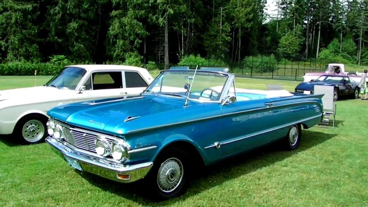Mercury Comet Car