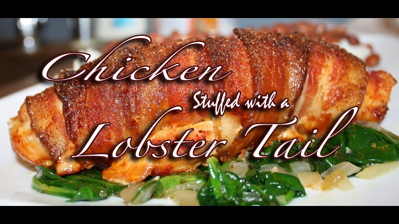 What is a chicken lobster?