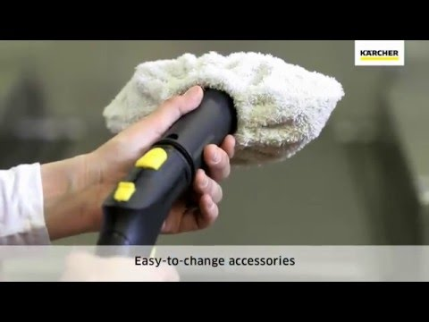 428cc2ad5f3 Karcher SG 4/4 Steam Cleaner Demonstration Video - YouTube