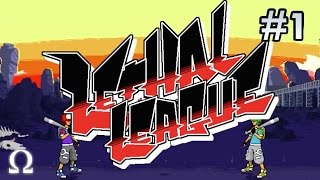 Lethal League | #1 - THE DREAM TEAM, ROCKIN