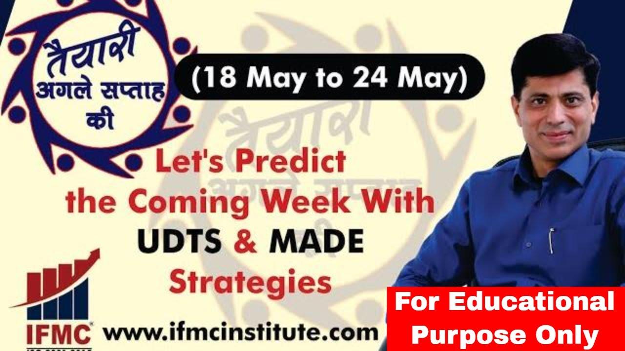 Upcoming Sectors Post Lockdown ll तैयiरी अगले सप्ताह की- 18May to 24 May ll