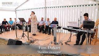 """FECG Lahr - Fam. Dukart - """"Колени склоняю"""" - Bibelfestival 2018"""