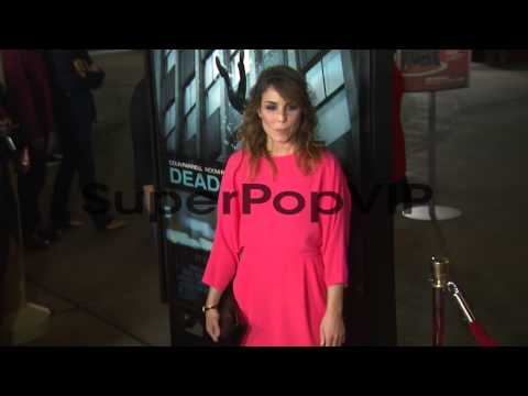 Noomi Rapace at Dead Man Down Los Angeles Premiere 2/26/2...