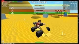 Roblox Karts (Gameplay)