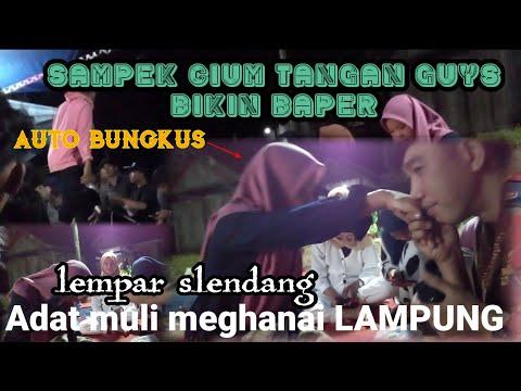 Lempar Slendang//Adat Bujang Gadis LAMPUNG