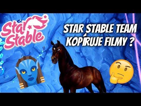 SST KOPÍRUJE FILMY? | Star Stable | Firely