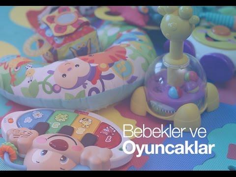 Bebek Oyuncakları | Bebek Oyuncak | Bebek Oyuncakları Türkçe