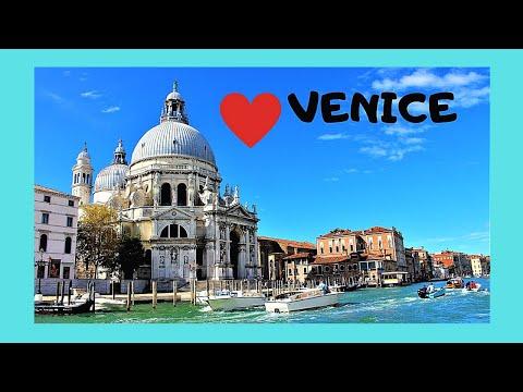 VENICE, the historic church of SANTA MARIA della SALUTE, Italy