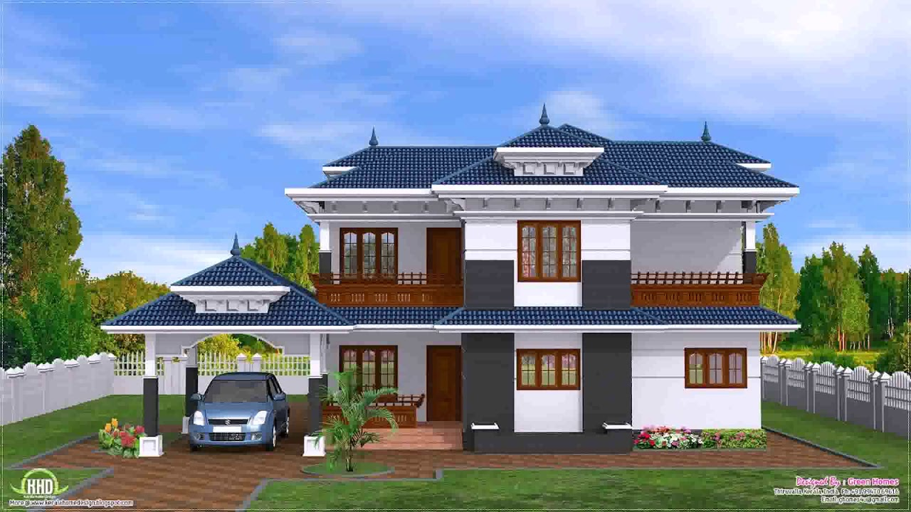4000 Sq Ft House Plans In Kerala Daddygif See