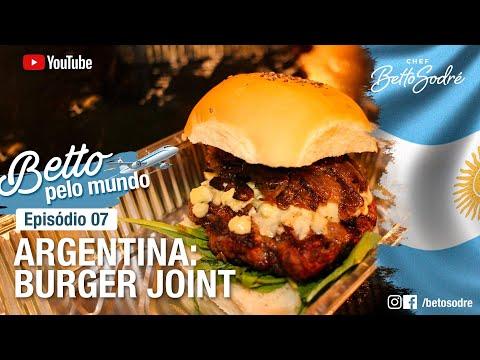 betto-pelo-mundo-•-episódio-07:-argentina---burger-joint