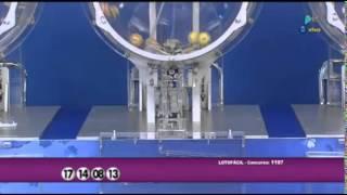Resultado da Lotofácil concurso 1197 dia 17/04/2015 (Momento da Sorte - RedeTV)