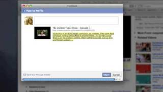How to share Youtube videos on Facebook