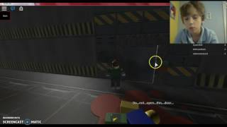 Rik plays survive the killers area 51 roblox RUN
