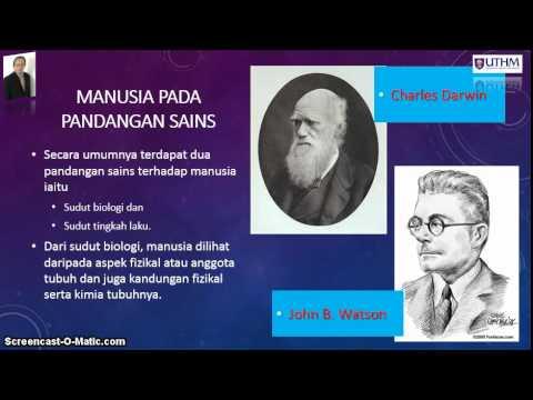 Akidah Ketuhanan & Sains Topik 1: Manusia & Agama