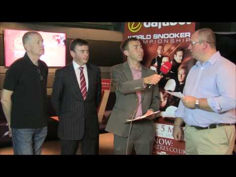 Dafabet World Snooker Championship Live Draw: Reactions