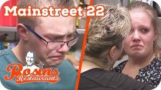Frank bricht Testessen ab! Familienchaos droht zu eskalieren   2/8   Rosins Restaurants   Kabel Eins