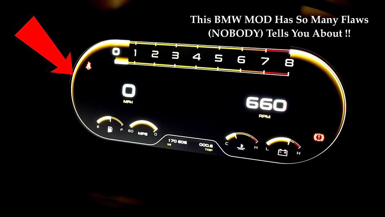 WATCH THIS BEFORE YOU BUY THIS EXPENSIVE BMW INTERIOR MOD !! ( E6X , E9X , E8X , E7X , )