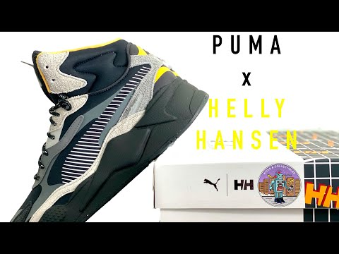 Puma x Helly Hansen Rs-X3 Mid review - YouTube