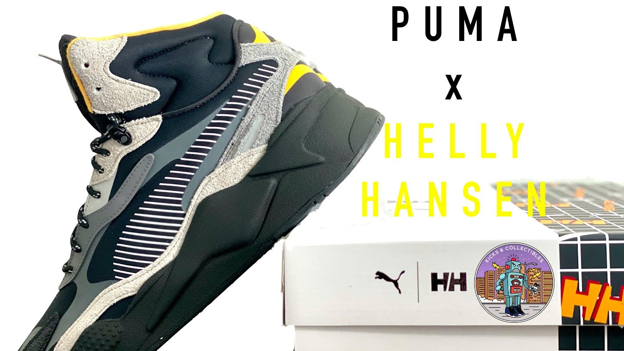 Puma x Helly Hansen Rs-X3 Mid review