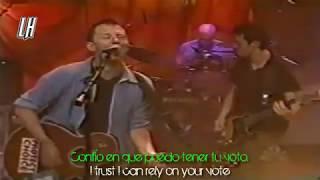 Radiohead Electioneering Subtitulada en Español + Lyrics