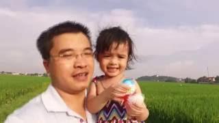 Hana Phan Thanh Trà - FullHD  Flycam - Tuổi đời mênh mông