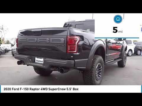 2020 Ford F 150 ORANGE TUSTIN PLACENTIA FULLERTON ORANGE