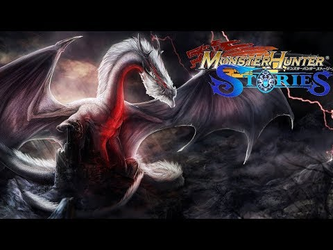Fatalis, The Dark Demise  - Monster Hunter Stories High Rank Gameplay E19 [Android/iOS]